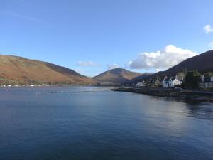 Beautiful Lochranza